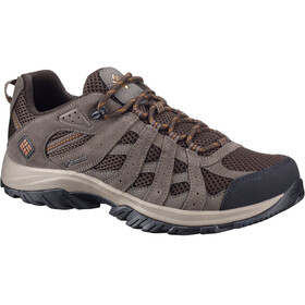 Columbia Canyon Point Schoenen Heren bruin